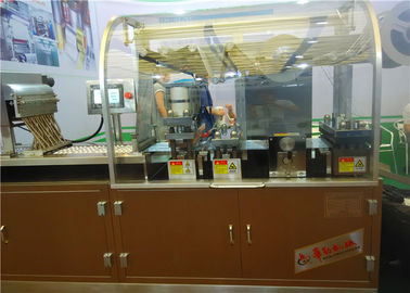 Alu Alu Tablet Blister Kemasan Mesin DPP - 140E Auto Medis Blister Sealer Machine