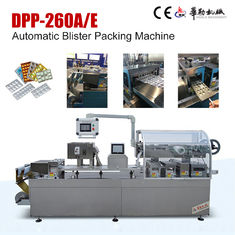 DPP-260AE otomatis flat Alu - Alu Blister Packing machine