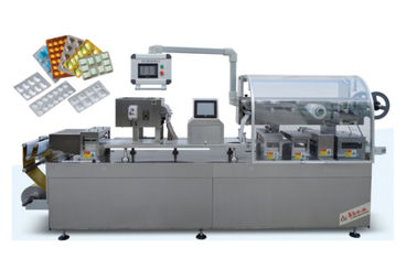 Cina DPP-260E AL / AL Tablet Kapsul Blister Packing Machine pabrik